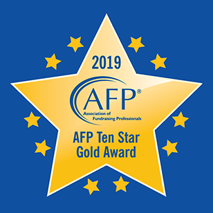 AFP Ten Star Gold Award 2019 Logo